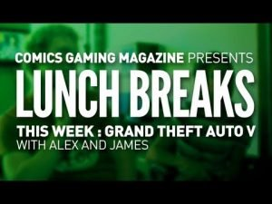 Lunch Breaks: Grand Theft Auto V - 2015-02-01 15:40:15