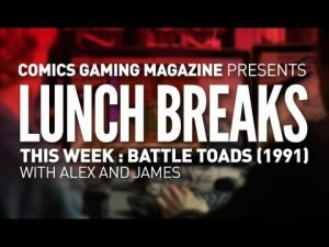 CGM Lunch Breaks: Battle Toads - 2015-02-01 15:40:30