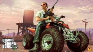 Grand Theft Auto V sales hits $1 billion, breaks record