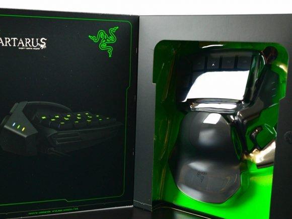 Razer Tartarus (Hardware) Review 1