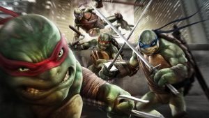 Teenage Mutant Ninja Turtles: Out of the Shadows (Xbox 360) Review