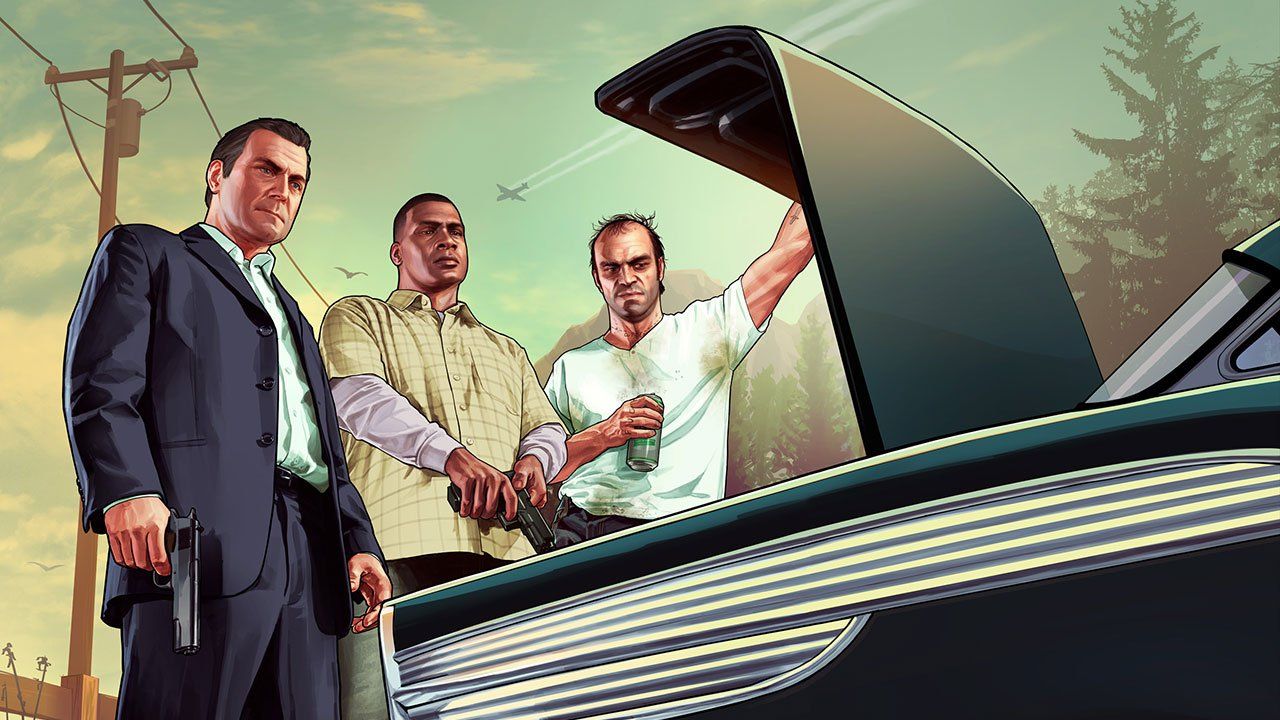 I Want To Play GTA V, Just Not Yet 3