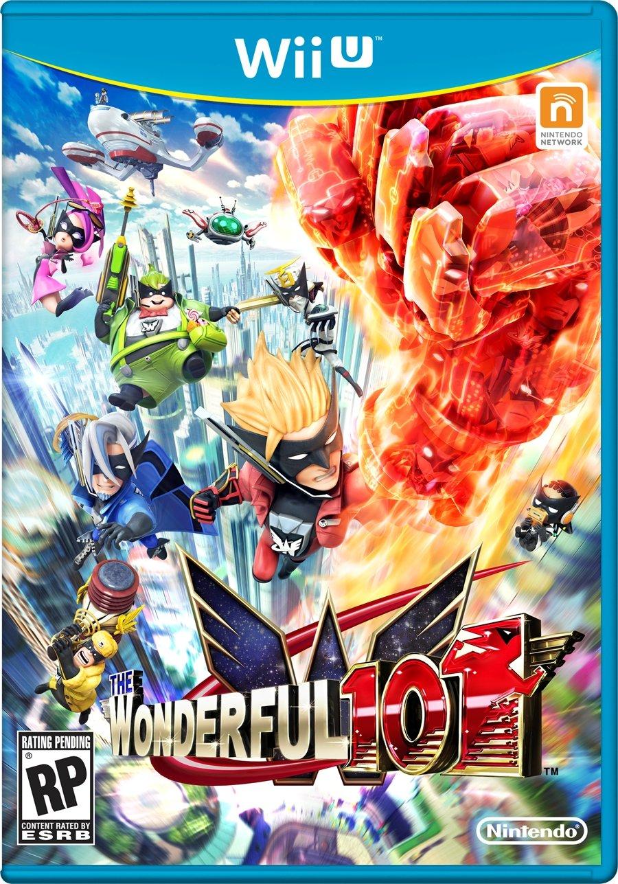 The Wonderful 101 (Wii U) Review