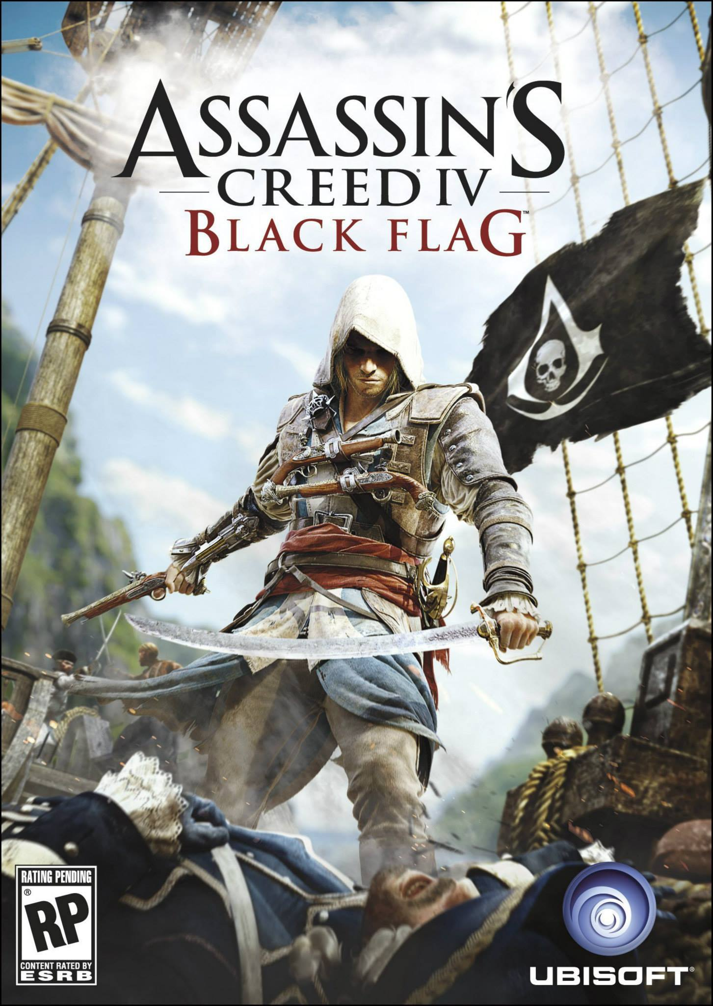 Assassin's Creed IV: Black Flag (PS3) Review 6