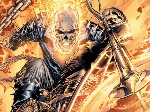 All-New Ghost Rider comic series coming out in March