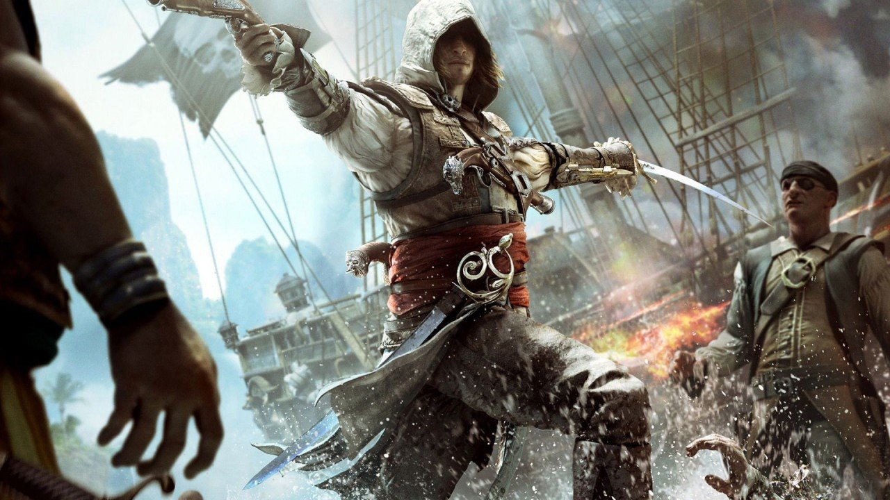 Assassin's Creed IV: Black Flag (PS3) Review 4