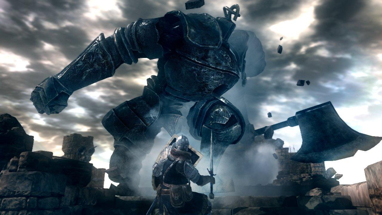 The Armed Helplessness of Dark Souls