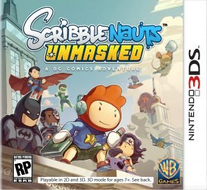 Scribblenauts Unmasked: A DC Comics Adventure (PC) Review