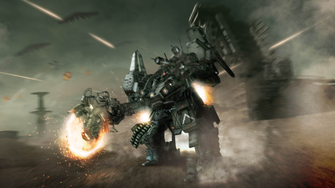 Armored Core: Verdict Day (PS3) Review 1