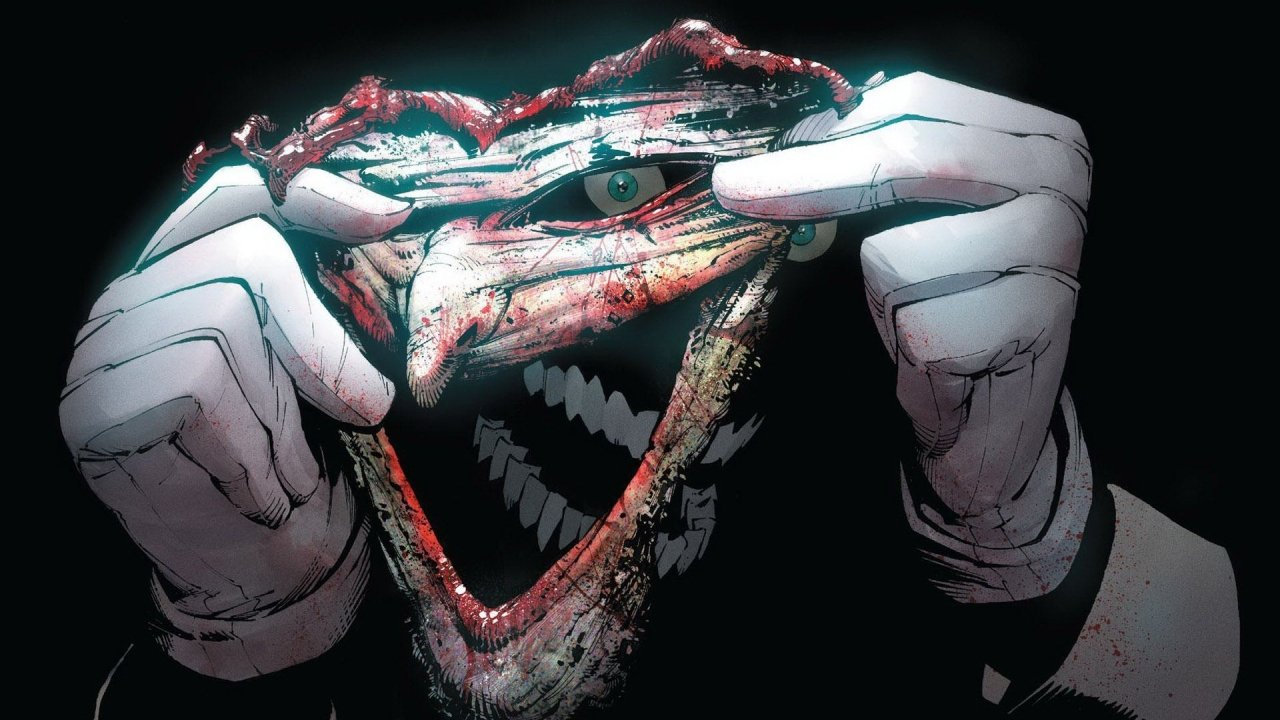 Joker: Death Of The Family (Comic) Review