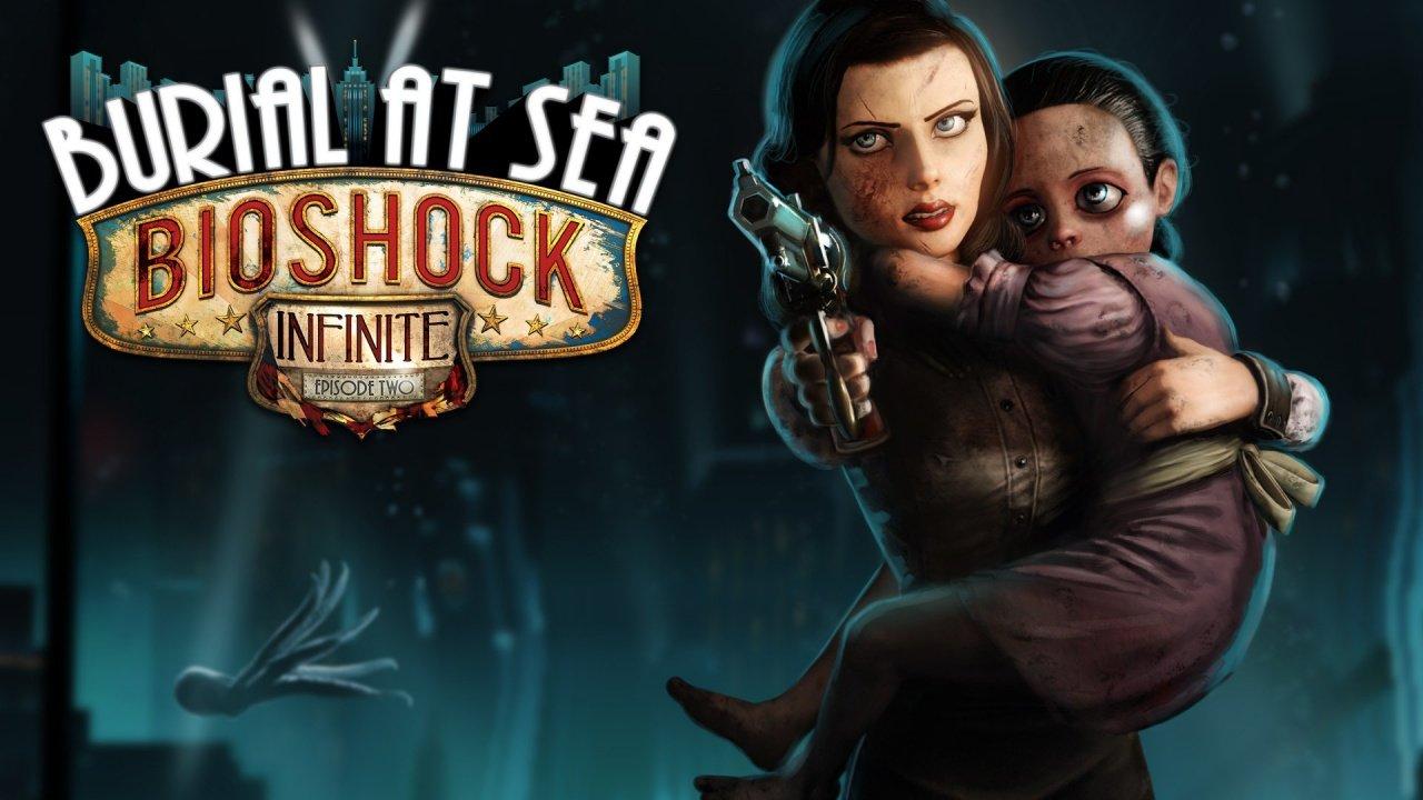 "Bioshock Infinite DLC a ""hybrid"" of Infinite and original Bioshock"