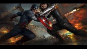 Captain America: Winter Soldier trailer released 2