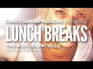 CGM Lunch Breaks Halloween: Silent Hill 3 2