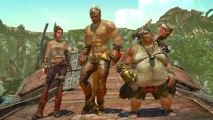 Enslaved: Odyssey to the West arriving on PC