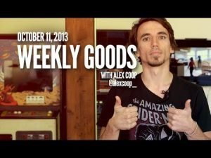 Weekly Goods - Oct 11, 2013 - 2015-02-01 15:39:04