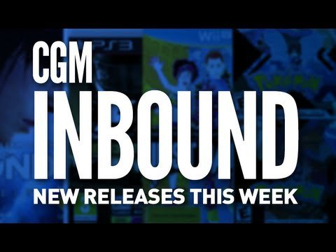 CGM Inbound October 7, 2013: New releases this week