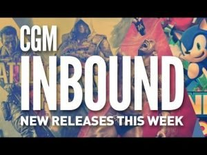 CGM Inbound October 28, 2013: New releases this week - 2015-02-01 15:34:44