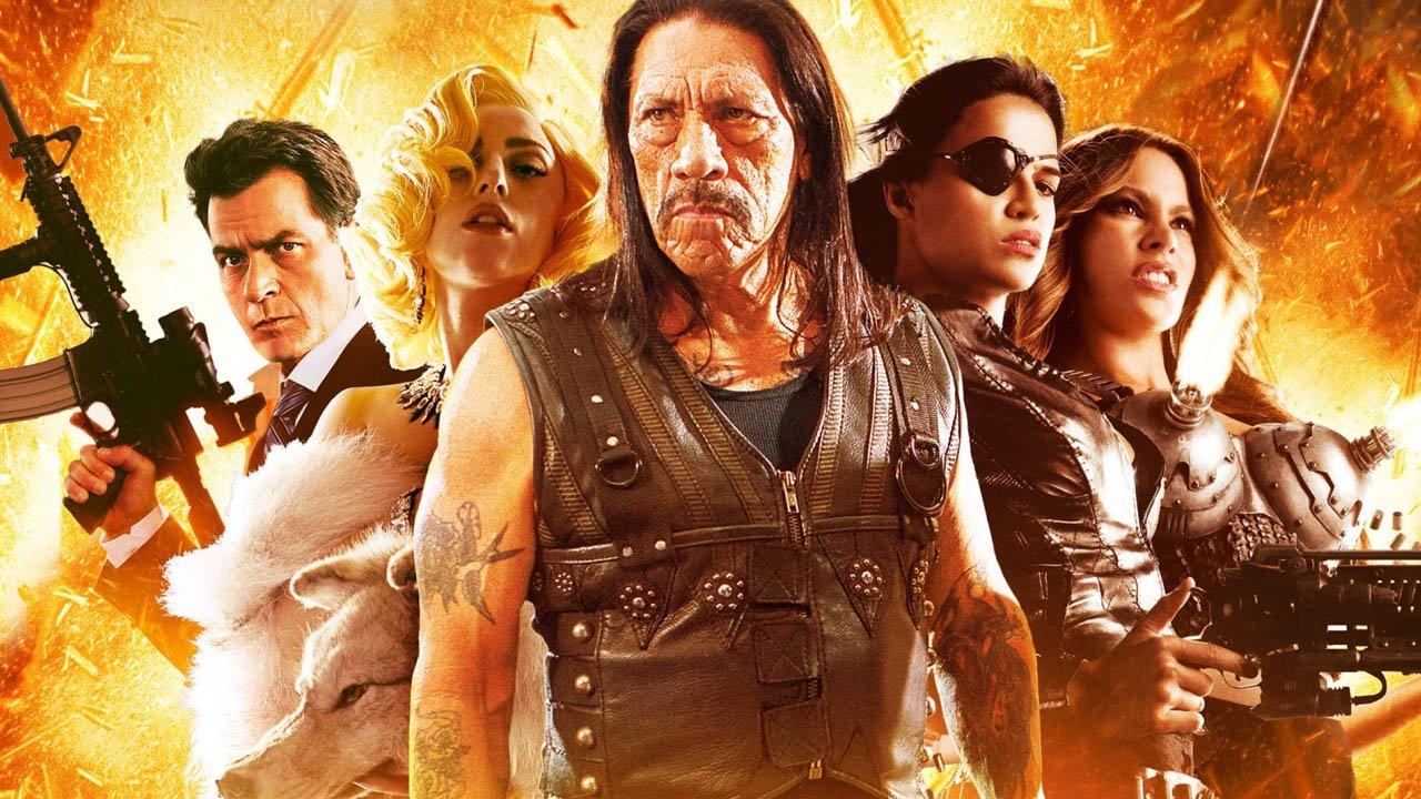 Machete Kills (2013) Review 4