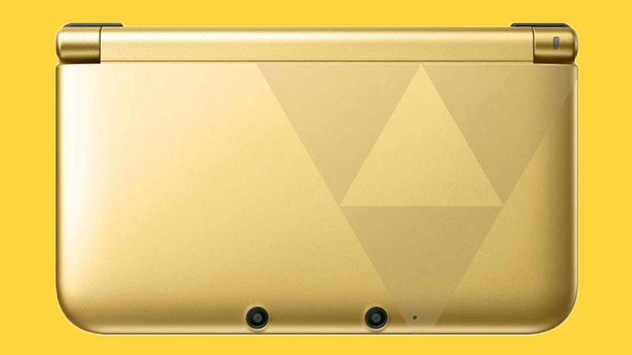 A Link Between Worlds 3DS XL Bundle Coming to North America