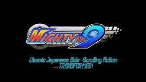 The Mighty No.9 Reveals First In-Game Footage 1