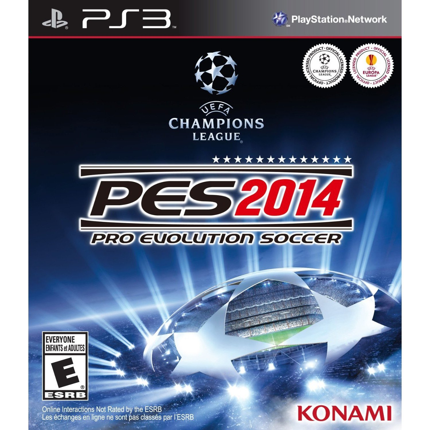 Pro Evolution Soccer 2014 (PS3) Review 3