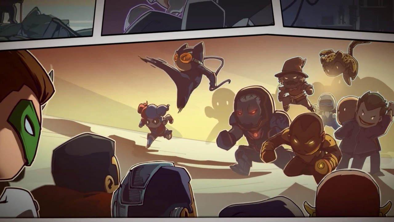 Scribblenauts Unmasked: A DC Comics Adventure (PC) Review 3