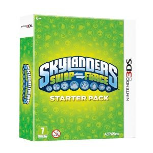 Skylanders Swapforce (3DS) Review: Kids Will Be Kids