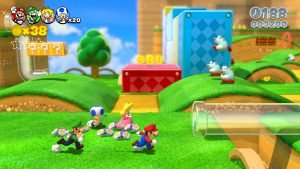 How Super Mario 3D World's New Power Could Change the Mario Formula 1