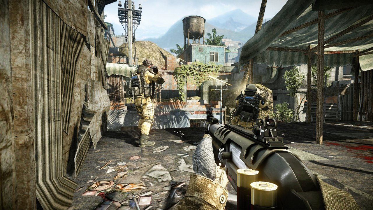 Warface Launches on October 21