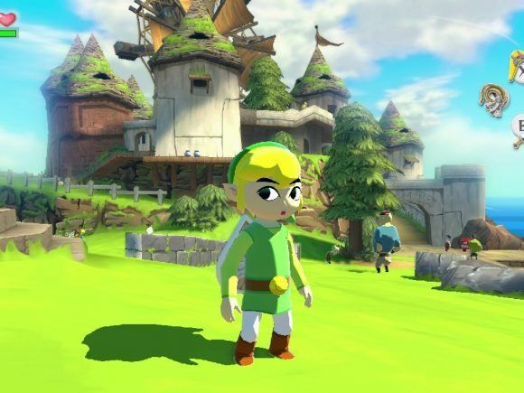 Wind Waker HD Flops in Japan 1