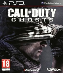 Call of Duty: Ghosts, Michael Bay Edition (PS3)