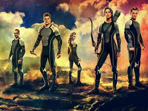 The Hunger Games: Catching Fire (Movie) Review 2