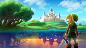The Legend of Zelda: A Link Between Worlds (3DS) Review: The Legend of Complacency