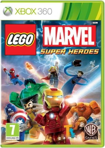 LEGO Marvel Super Heroes (Xbox 360) Review: For the Fans 6