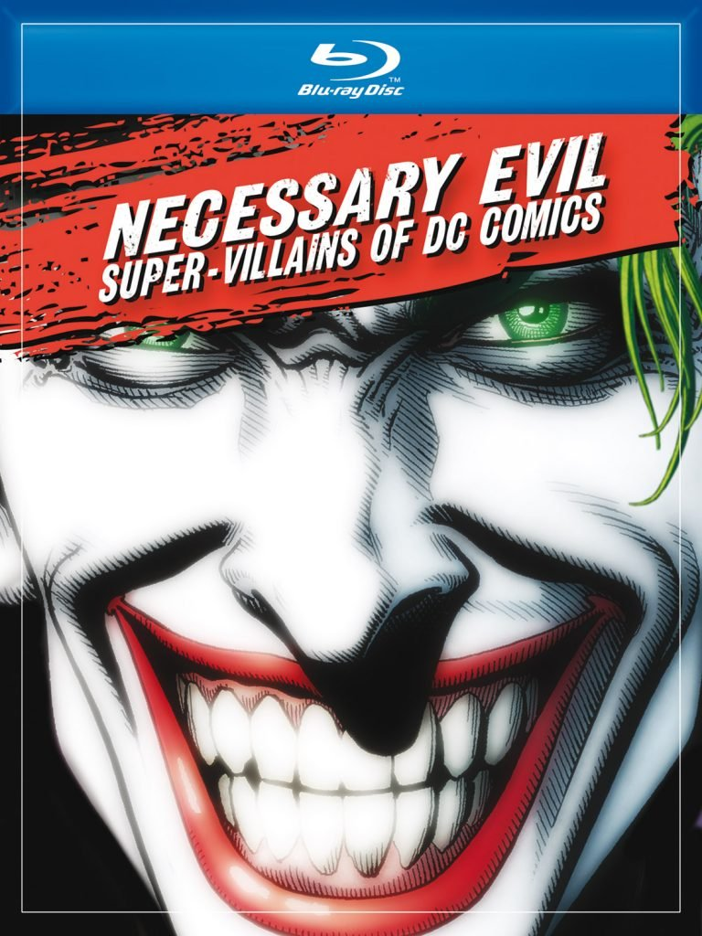 Necessary Evil: Villains Of DC Comics (Movie) Review