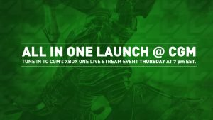 ALL IN ONE LAUNCH Live Stream