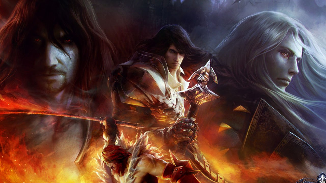 castlevania mirror of fate pc requirements