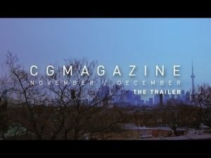 CGM presents November / December issue the trailer