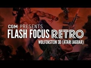 Flash Focus Retro: Wolfenstein 3D Atari Jaguar - 2015-09-28 14:20:10