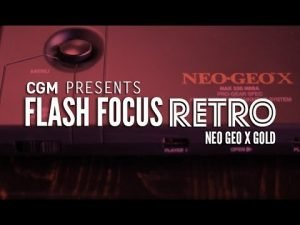 Flash Focus Retro: NeoGeo X Gold - 2015-09-28 14:20:20