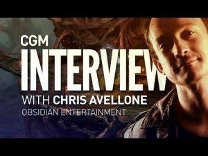 Chris Avellone Talks Torment successor, Project Eternity, and Kickstarter