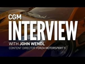 Forza 5 Interview- From Up-and-Coming to Racing Juggernaut