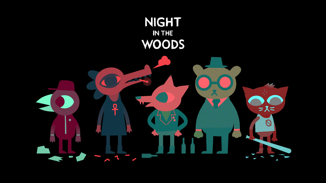 Night In The Woods Breaks Many Gaming Norms