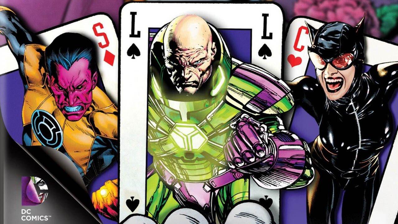 Necessary Evil: Villains Of DC Comics (Movie) Review 3