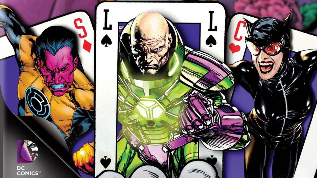 Necessary Evil: Villains Of DC Comics (2013) Review 6