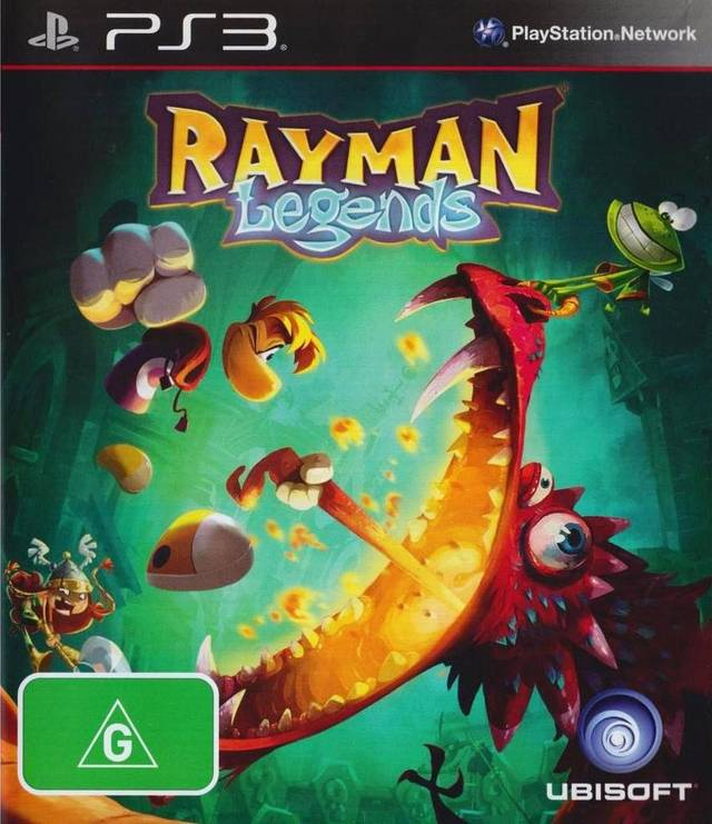 Rayman Legends (PS3) Review: Pretty But Dated 3
