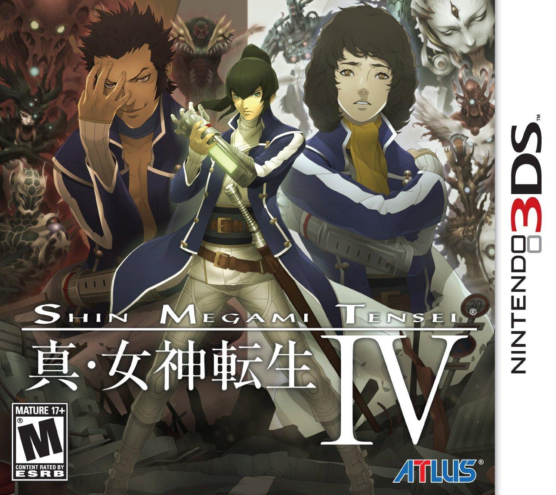 Shin Megami Tensei IV (3DS) Review: Pokemon For Adults 3