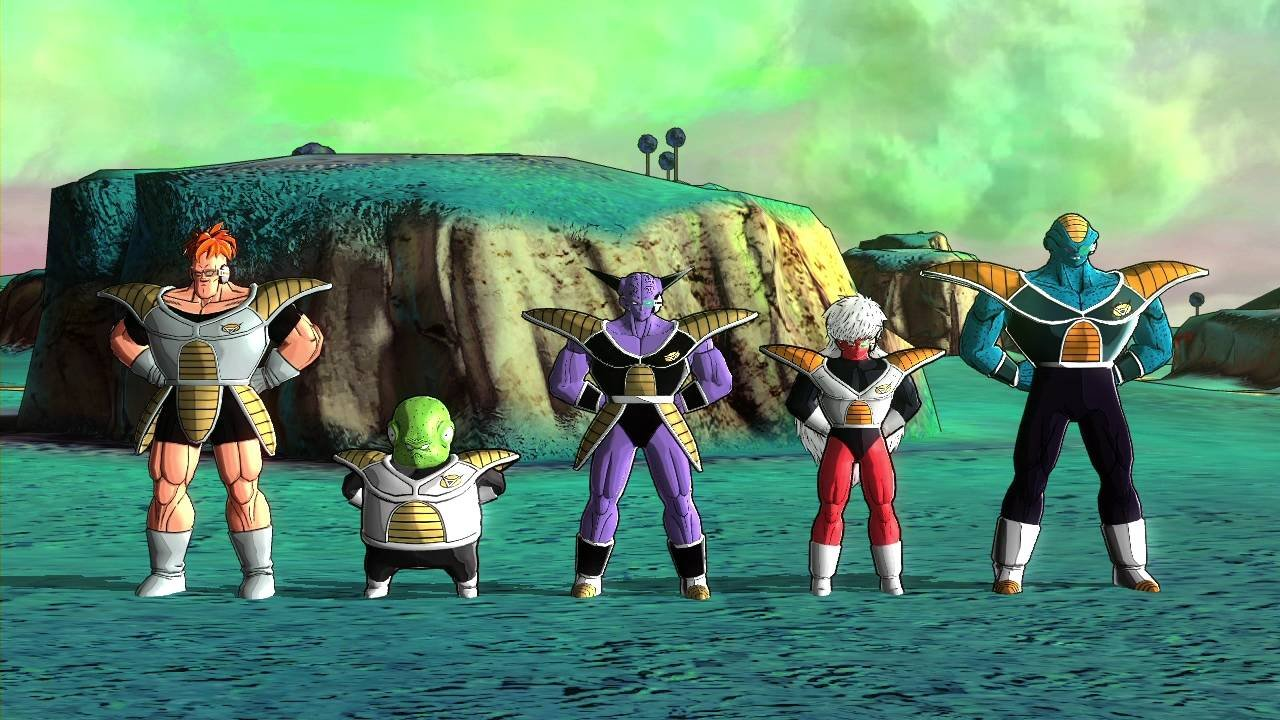 Dragon Ball Z - Battle of Z 5