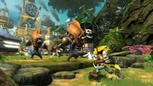Ratchet and Clank Infinite Runner Out On Mobile Devices
