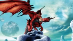 Crimson Dragon  (Xbox One) Review: Repetition at its best